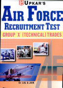 Air Force Recruitment Test Group X Technical Trade