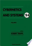 Cybernetics And Systems 94 Proceedings Of The 12th European Meeting On Cybernetics And Systems Research In 2 Volumes
