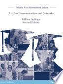 Wireless Communications & Networks: Pearson New International Edition