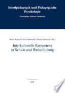 Interkulturelle Kompetenz in Schule und Weiterbildung