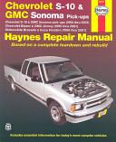 Chevrolet S 10 Blazer Gmc Sonoma Jimmy Oldsmobile Bravada Isuzu Hombre