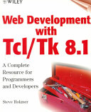 Web development with Tcl/TK 8.1