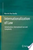 Internationalization Of Law