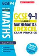 Maths Higher Exam Practice Book for Edexcel