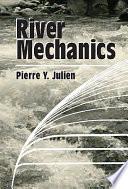 Ebook River Mechanics Epub Pierre Y. Julien Apps Read Mobile