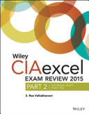 Wiley CIAexcel Exam Review 2015, Part 2