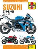 Suzuki GSX R1000  2009 2016
