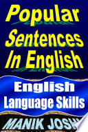 Popular Sentences in English