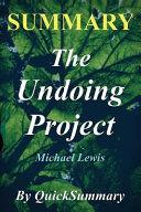 Summary The Undoing Project