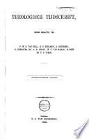 Theologisch tijdschrift
