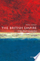 The British Empire  A Very Short Introduction