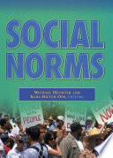 Social Norms Book PDF