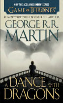 A Dance With Dragons-book cover