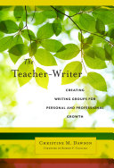 The Teacher-Writer