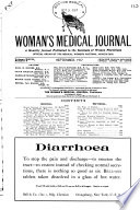The Woman s Medical Journal