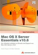 Mac OS X Server essentials v10.6