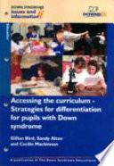 Accessing The Curriculum