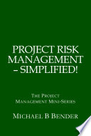 Project Risk Management   Simplified