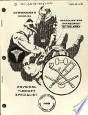 Commander s manual