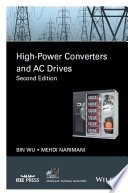High Power Converters and AC Drives