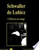 Schwaller de Lubicz