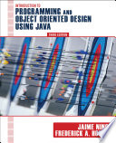 Introduction to Programming and Object Oriented Design Using Java  3rd Edition