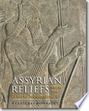 Assyrian Reliefs from the Palace of Ashurnasirpal II