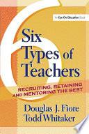 6 Types of Teachers