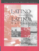 Latino and Latina Writers  Introductory essays  Chicano and Chicana authors