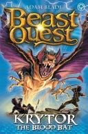 download ebook beast quest: 95: krytor the blood bat pdf epub