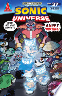 Sonic Universe #37 : when the treacherous snively tries to...