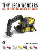 Tiny LEGO Wonders Book