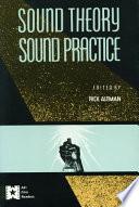Sound Theory  Sound Practice