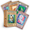 Messages From Your Animal Spirit Guides : guidebook to help interpret each card's...