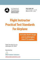 Flight Instructor Practical Test Standards for Airplane  FAA S 8081 6d