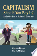 Capitalism  Should You Buy It