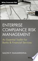 Enterprise Compliance Risk Management