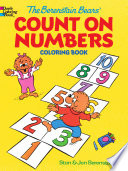 The Berenstain Bears  Count on Numbers Coloring Book
