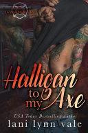 Halligan to My Axe
