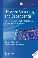 Between Autonomy and Dependence