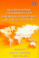 Multinational Enterprises and Emerging Challenges of the 21st Century