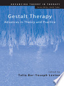 Gestalt Therapy : human being is born with the healthy ability...