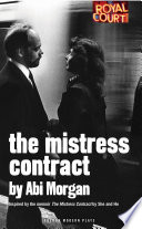 The Mistress Contract  Oberon Modern Plays