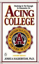 Acing College