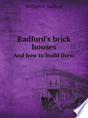Radford's brick houses