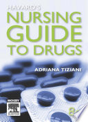 Havard s Nursing Guide to Drugs