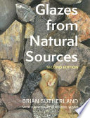 Glazes from Natural Sources Book PDF