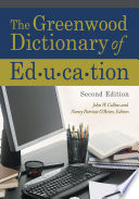 The Greenwood Dictionary of Education  2nd Edition Book PDF