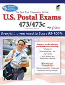 The Best Test Preparation for the U S  Postal Exams 473 473c