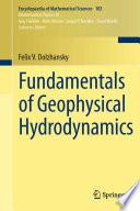 Fundamentals of Geophysical Hydrodynamics